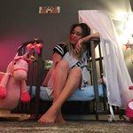 Πηνελόπη Αναστασοπούλου: Μας δείχνει για πρώτη φορά το δωμάτιο της κορούλας της, Λυδίας!