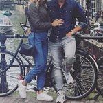 Ταξίδι στο Άμστερνταμ για το νιόπαντρο ζευγάρι της ελληνικής showbiz