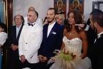 Σάγια - Θοδωρής Παπαντώνης: Παντρεύτηκαν στη Λευκάδα