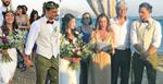 Ο Γιώργος Χωραφάς πάντρεψε την κόρη του στην Κεφαλονιά!