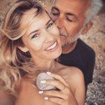Χάρης Χριστόπουλος και Anita Brand παντρεύτηκαν: Η πρώτη φωτογραφία και η ανακοίνωση της νύφης