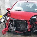 Εφιάλτης στην άσφαλτο για γνωστό μοντέλο: Τράκαρε σε τούνελ και το όχημά της εκσφενδονίστηκε