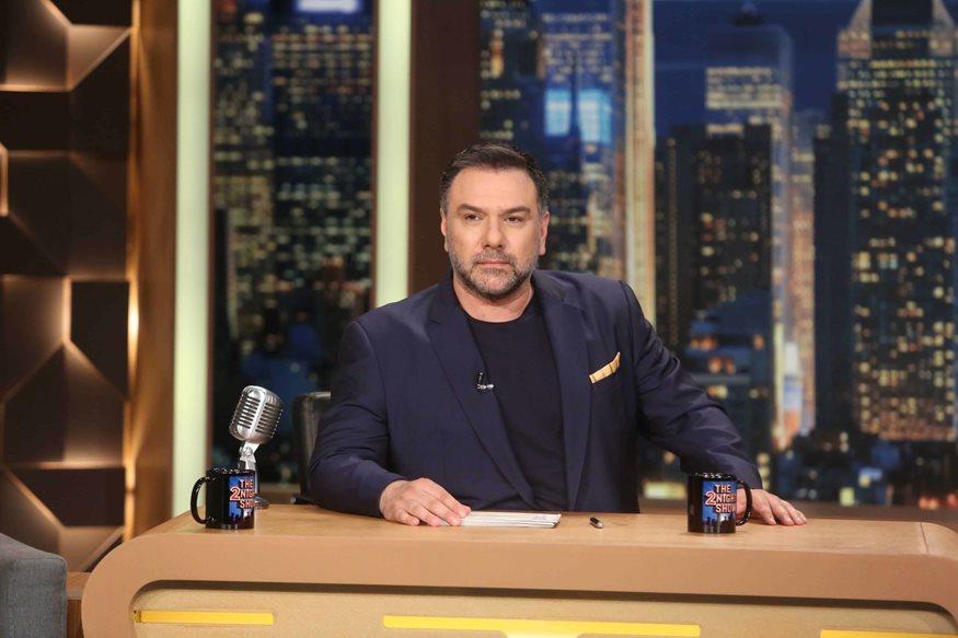 Γρηγόρης Αρναούτογλου: Αυτοί είναι οι καλεσμένοι του στο The 2Night Show!