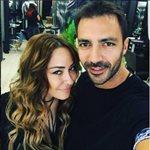 Ο σύντροφός της Μελίνα Ασλανίδου της έβαψε τα μαλλιά: Δείτε το αποτέλεσμα!