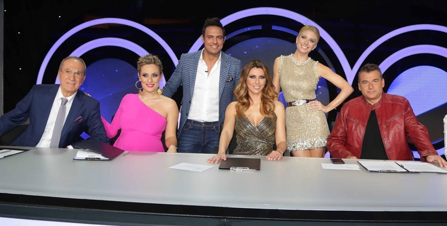 Dancing with the Stars: Η Βίκυ Χατζηβασιλείου και η Σοφίνα Λαζαράκη εισβάλλουν στο show χορού του ΑΝΤ1!