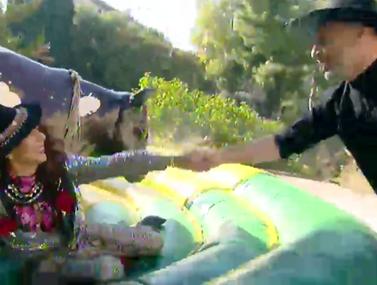 Καλό Μεσημεράκι: Η Βάνια έκανε on air την δοκιμασία του GNTM με τον ταύρο