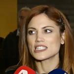 Μαίρη Συνατσάκη: Τα τρυφερά λόγια στην πρεμιέρα του συντρόφου της, Αιμιλιανού Σταματάκη