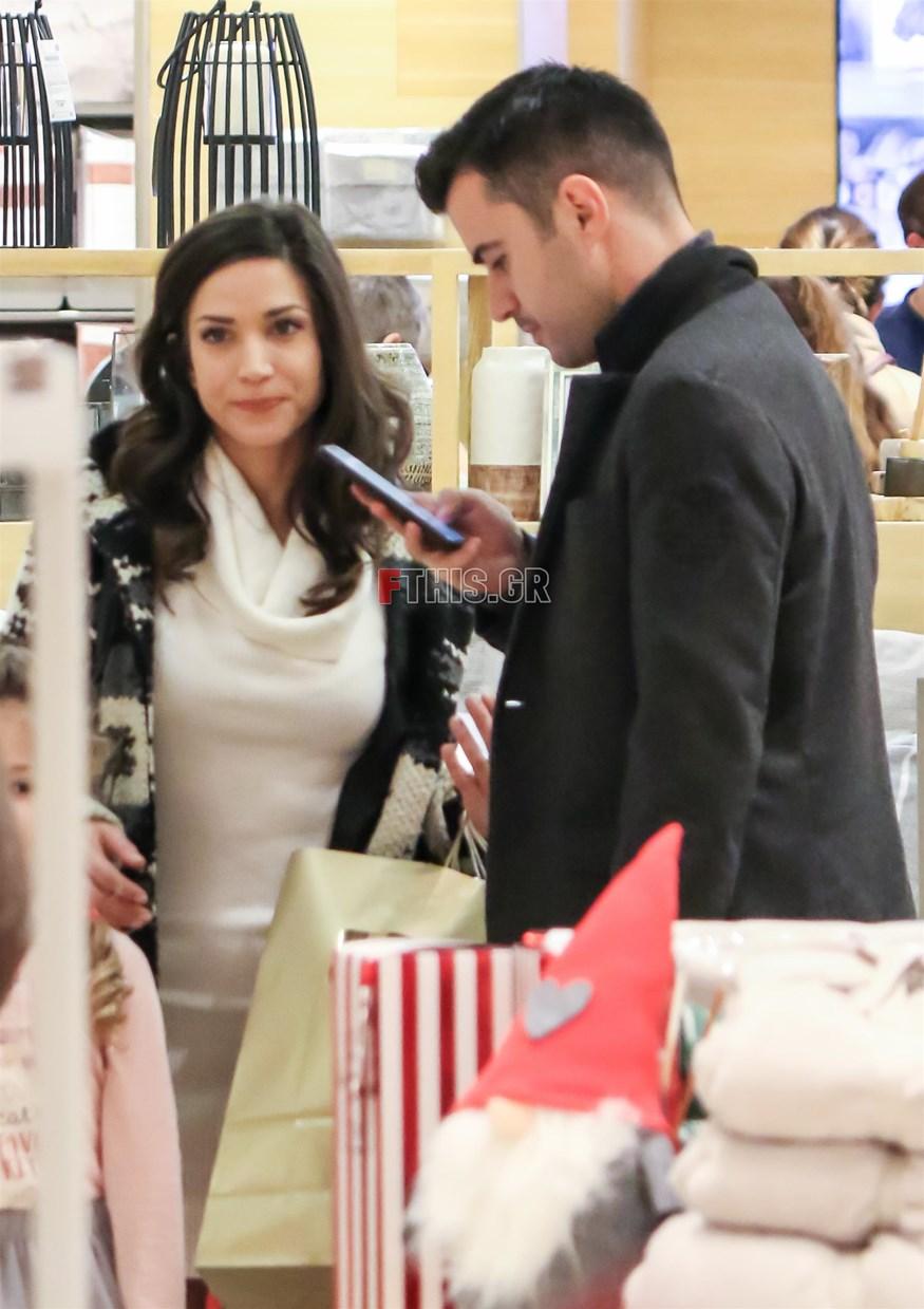 Γιάννης Τσιμιτσέλης & Κατερίνα Γερονικολού: Για νέες αγορές σε γνωστό εμπορικό κέντρο