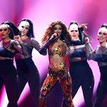 Eurovision 2018: Η Ελένη Φουρέιρα εμφανίστηκε με τρεις διαφορετικές φόρμες στις πρόβες και δεν το κατάλαβε κανείς!