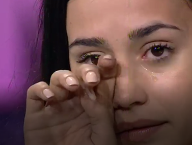 GNTM: Ξέσπασε σε κλάματα διαγωνιζόμενη, έπειτα από την κριτική για τα τατουάζ της