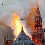 Πυρκαγιά στον Καθεδρικό Ναό της Παναγίας των Παρισίων: Εκκενώνεται το Ιλ ντε λα Σιτέ
