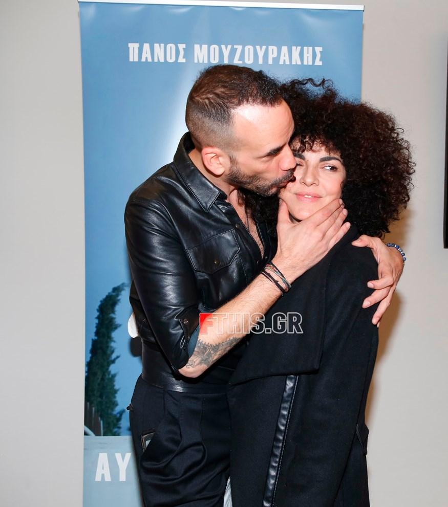 Paparazzi! Μαρία Σολωμού- Πάνος Μουζουράκης: Πιο ερωτευμένοι από ποτέ!