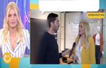 Κωνσταντίνα Σπυροπούλου: Μιλάει για το on air τσαλάκωμά της στην εκπομπή του Νίκου Μουτσινά