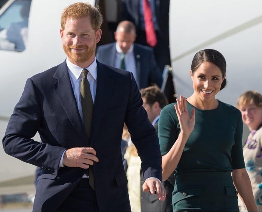 Μέγκαν Μάρκλ- Πρίγκιπας Χάρι: Αυτοί είναι οι πιθανοί νονοί για το μωρό τους
