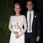 Άννη Πανταζή- Χριστόφορος Χούμας: Το φωτογραφικό άλμπουμ από το γάμο τους και τη βάφτιση της κόρης τους