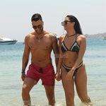 Ρένια Τσακίρη – Παύλος Τερζόπουλος: Χαλαρές στιγμές στη Μύκονο μετά την ολοκλήρωση του Power of Love!