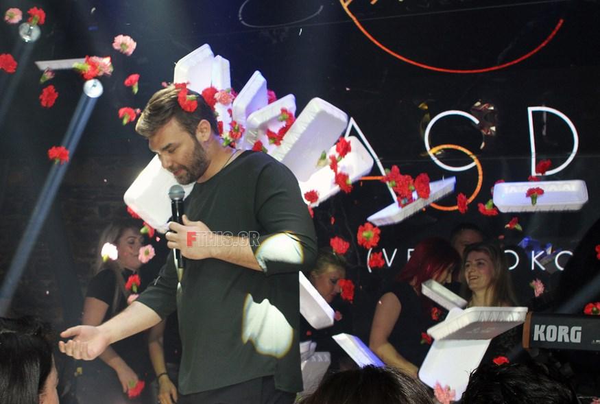 Γιώργος Σαμπάνης: Εντυπωσιακή πρεμιέρα στη Θεσσαλονίκη!