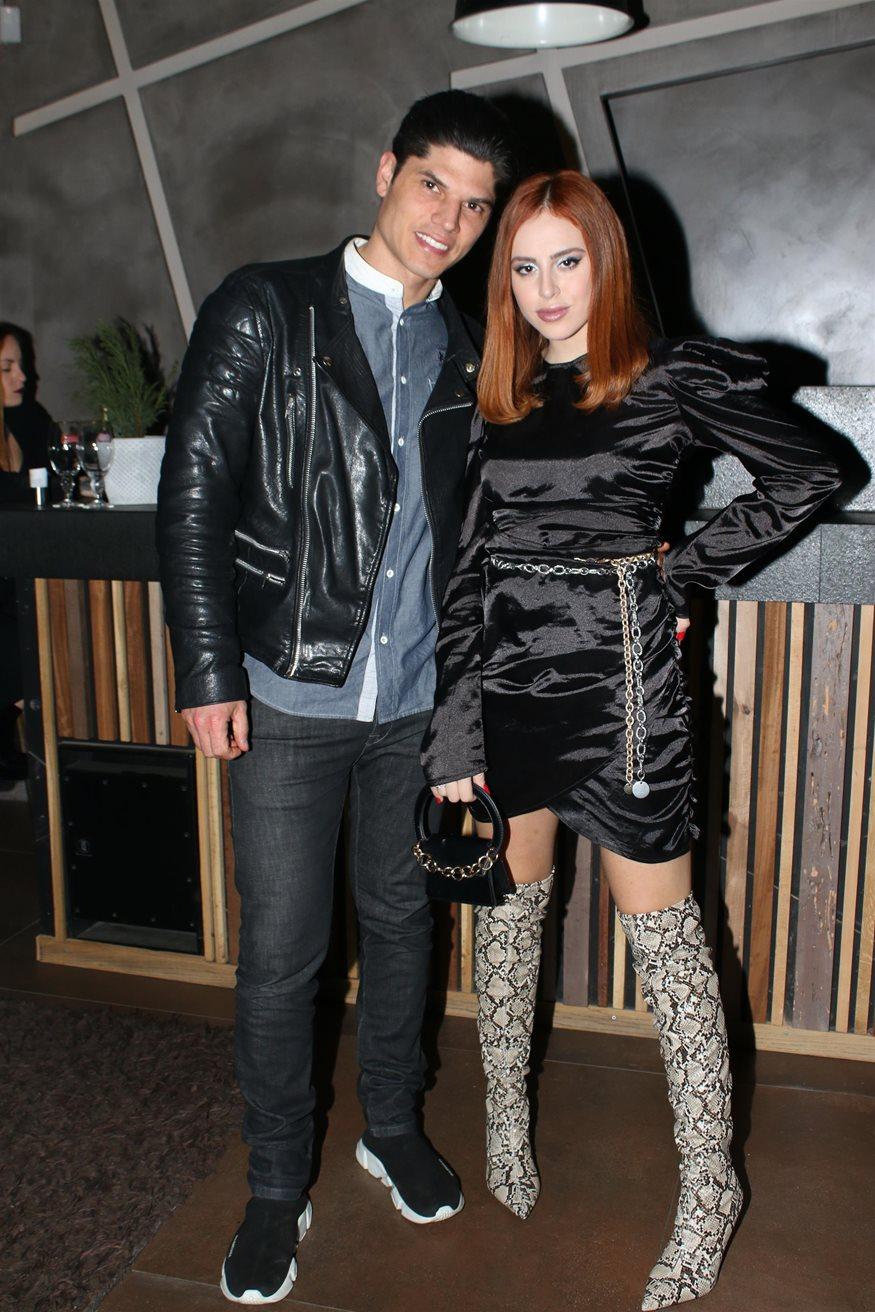 Κωνσταντίνα Σουλτάτη: Βραδινή έξοδος με τον σύντροφό της λίγο μετά το τέλος του My Style Rocks