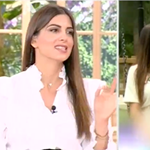 Σταματίνα Τσιμτσιλή: Η on air σπόντα για το τηλεοπτικό μέλλον της Φλορίντα Πετρουτσέλι