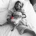 Βίκυ Καγιά: Η τρυφερή φωτογραφία με την κόρη της!