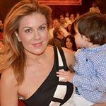 Ευγενία Μανωλίδου: Η τρυφερή φωτογραφία για τα γενέθλια του γιου της