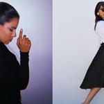 Μέγκι Ντρίο: Η αφοπλιστική απάντηση στη Ραμόνα Βλαντή για το σχόλιό της περί Photoshop