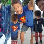 Γιώργος Μανίκας: Ίδιο στυλ και εντυπωσιακή ομοιότητα με τον 5χρονο γιο του!