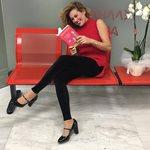 Ευγενία Μανωλίδου: Μας δείχνει την Πρωτομαγιάτικη διακόσμηση του σπιτιού της!