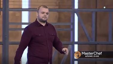 Νίκος Θωμάς: Ο ρόλος του γνωστού chef στο νέο επεισόδιο του MasterChef