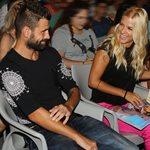Λάουρα Νάργες - Μιχάλης Μουρούτσος: Νέα βραδινή έξοδος για το ερωτευμένο ζευγάρι!