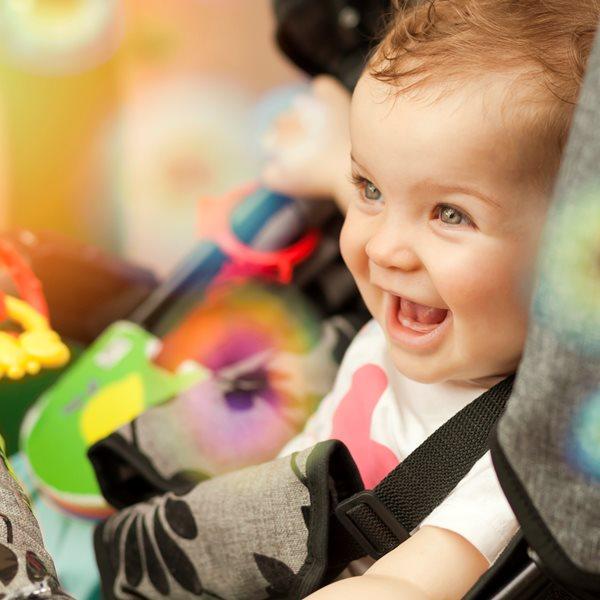 Η ζωή του μια βόλτα! Πως και γιατί να επιλέξεις έξυπνα καρότσι ώστε και το  μωρό σου κι εσύ να βγείτε κερδισμένοι από τα οφέλη της βόλτας.  12fb7202803