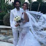 Αθηνά Οικονομάκου - Φίλιππος Μιχόπουλος: Τα ευτράπελα που συνέβησαν στον γάμο τους!