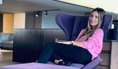 Αθηνά Οικονομάκου: Αυτός είναι ο λόγος που ανοίγει την τηλεόραση στο σπίτι της μόνο το βράδυ