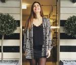 Κατερίνα Παπουτσάκη: Δείτε το υπέροχο χριστουγεννιάτικο δέντρο που στόλισε στο σπίτι της!
