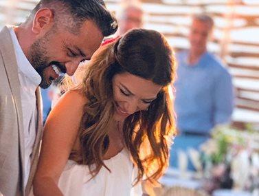 Βάσω Λασκαράκη-Λευτέρης Σουλτάτος : Με την μελωδία αυτού του τραγουδιού έκοψαν τη γαμήλια τούρτα