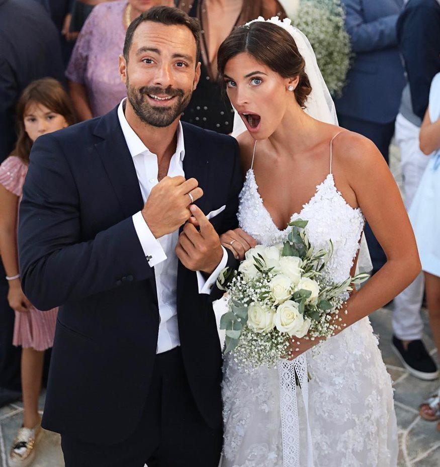 Χριστίνα Μπόμπα-Σάκης Τανιμανίδης: Δεν φαντάζεστε πώς γιόρτασαν την επέτειο του γάμου τους