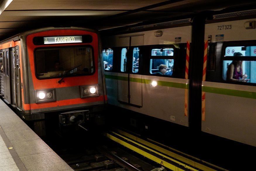 Συναγερμός για ύποπτη βαλίτσα στο Μετρό