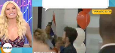 Eurovision 2019: Η στιγμή που ο μεγάλος νικητής Duncan Laurence, φτάνει στο Άμστερνταμ και αποθεώνεται