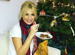 Φαίη Σκορδά: Δείτε το Χριστουγεννιάτικο δέντρο που στόλισε στο σπίτι της!