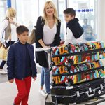Φαίη Σκορδά: Η τρυφερή φωτογραφία με τους γιους της, από τις καλοκαιρινές διακοπές τους!