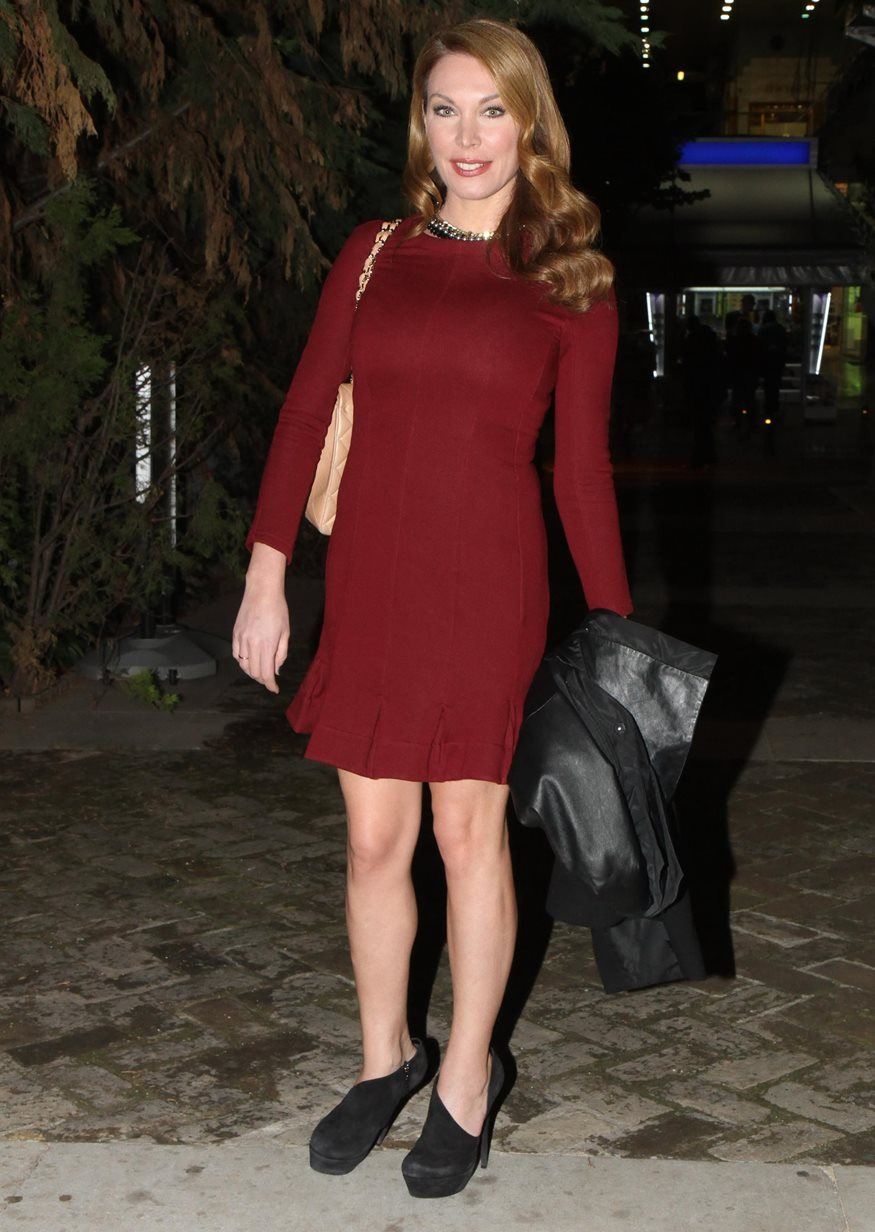 Τατιάνα Στεφανίδου: Δείτε το φόρεμα που επέλεξε για την βόλτα της Κυριακής!