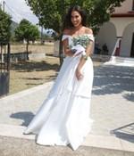 Η Κατερίνα Στικούδη μιλάει πρώτη φορά για τον γάμο της με τον Βαγγέλη Σερίφη