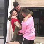 Power of Love: Ο Τζόνι Αμπατζόπουλος επέστρεψε στο παιχνίδι και έκανε θεαματική είσοδο στο σπίτι