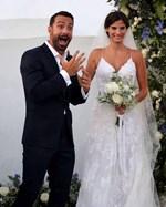 Γάμος Τανιμανίδη-Μπόμπα: Δείτε την πρωτότυπη μπομπονιέρα που έδωσαν στους καλεσμένους τους!