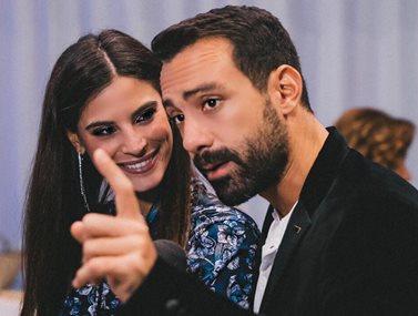 Σάκης Τανιμανίδης – Χριστίνα Μπόμπα: Δείτε τους να γυμνάζονται μαζί!