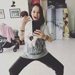 Κατερίνα Τσάβαλου: Γυμνάζεται αγκαλιά με τη -μόλις- τριών μηνών κορούλα της!