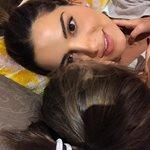 Σταματίνα Τσιμτσιλή: Η φωτογραφία με την κόρη της, την ώρα του βραδινού γεύματος