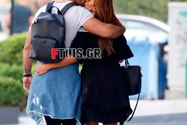 Full in love: Ασυγκράτητο το ζευγάρι της showbiz στη νέα του έξοδο