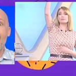 Νίκος Μουτσινάς: Δείτε πως αντέδρασε όταν είδε την Τατιάνα Στεφανίδου να χορεύει Φουρέιρα