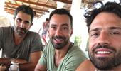 Κωνσταντίνος Αργυρός: Κάνει διακοπές στο Πόρτο Χέλι με Βερνίκου – Καμπουρίδη και Τανιμανίδη – Μπόμπα!